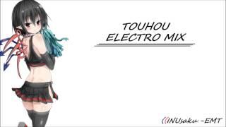 東方 electro touhou arrange mix 14 inusaku emt
