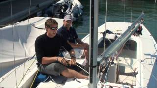 Etchells How to guide Part 2 2, Pole on the wrong side
