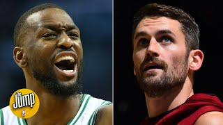 Do the Celtics need to trade for Kevin Love or another big man to be contenders? | The Jump