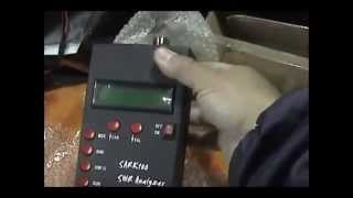SARK 100 ANTENNA ANALYZER