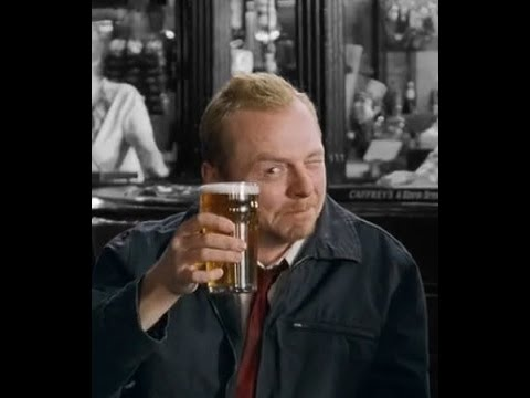 Simon Pegg - Top 5 funniest moments