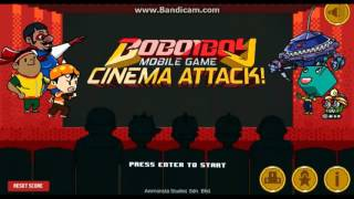 [[Boboiboy Cinema Attack]] Game suka suka