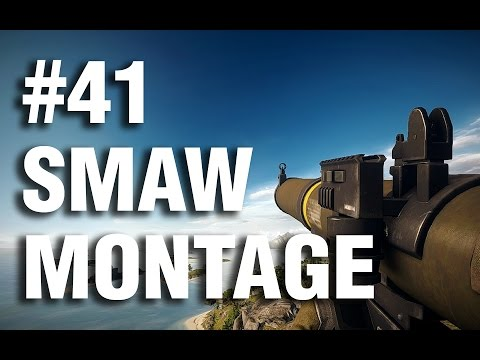 Battlefield 4 Rocket Anti Air Montage #41