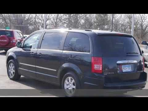 2010 Chrysler Town & Country Minneapolis MN St-Paul, MN #M86032X