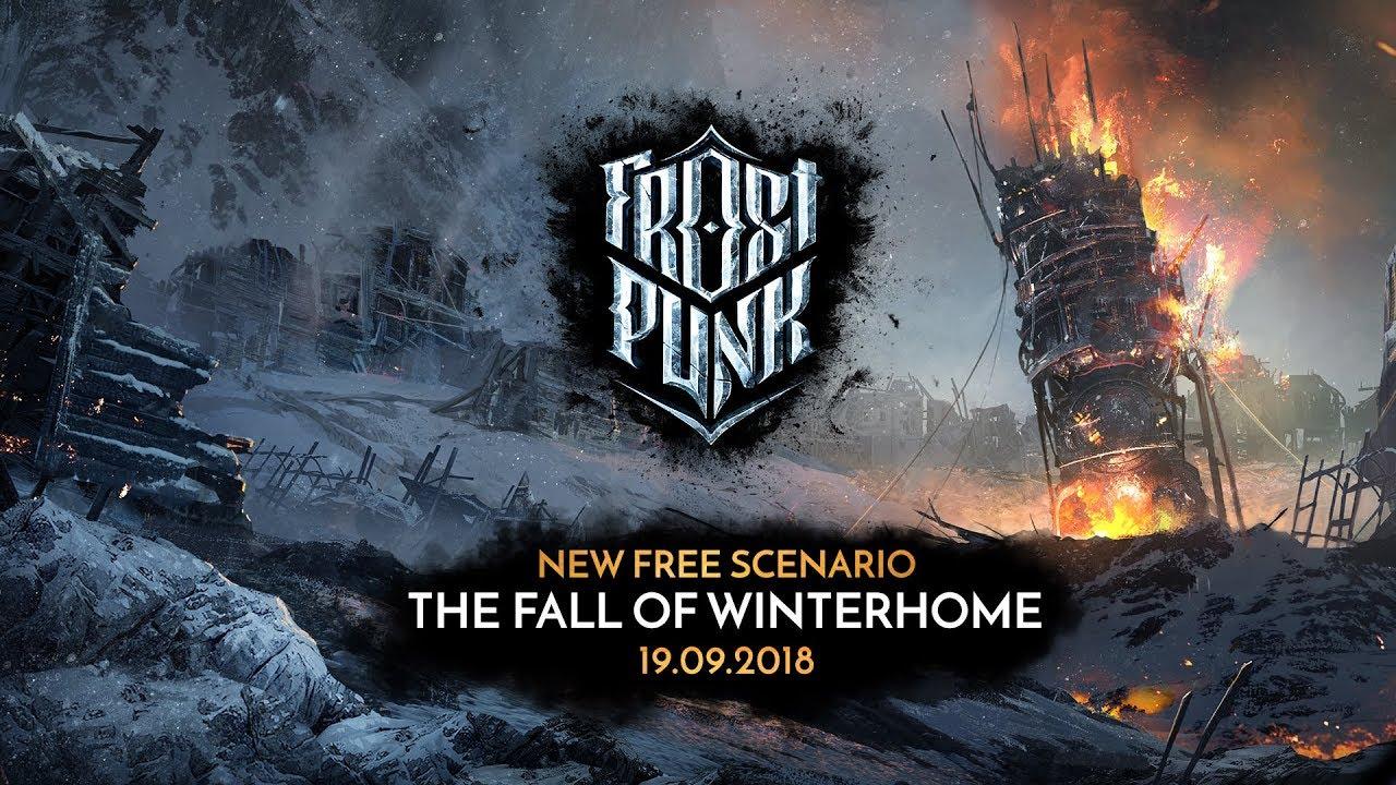 Бесплатное дополнение для симулятора выживания Frostpunk выйдет уже на следующей неделе