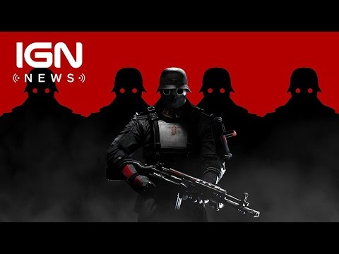 Wolfenstein: The New Colossus Teased?