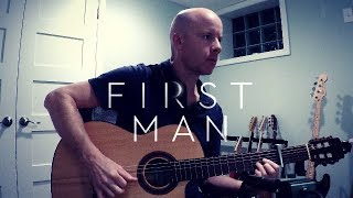First Man: The Landing (Justin Hurwitz) for guitar + TAB