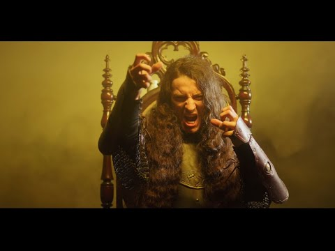 STORMRULER - Reign Of The Winged Duke (Official Video) | Napalm Records