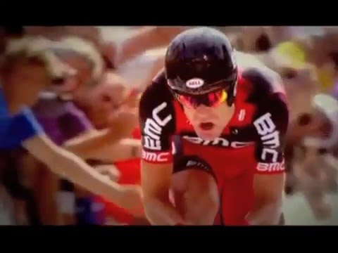 Cadel Evans Tour de France Highlights with Coldplay