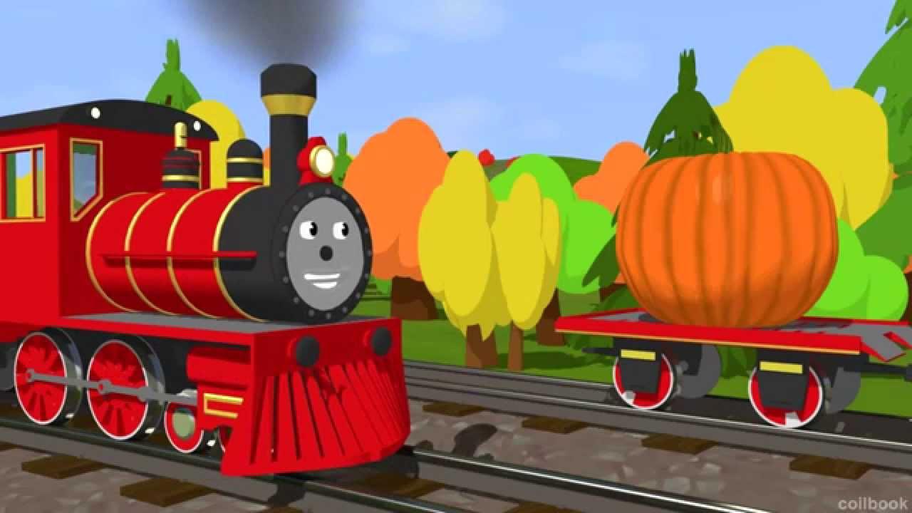 Shawn the train dessin anime en francais apprendre les formes youtube - Train en dessin ...