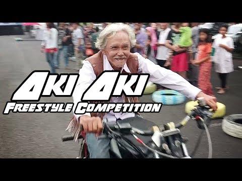 Aki Aki Freestyle Competition Anak Langit #NGABUBURIDE