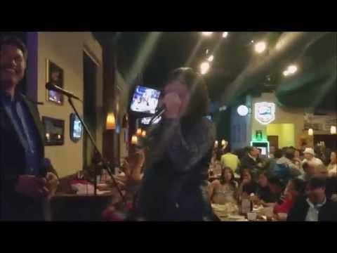 Funchline karaoke and Fun April 25, 2015