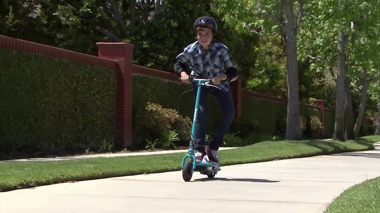 Image result for razor e200s seated electric scooter