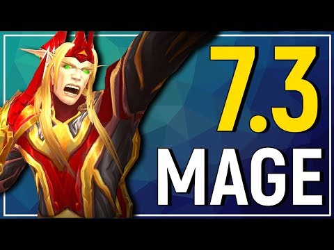 The Mage - Legion Class Review: Is It Fun? [Frost, Fire & Arcane]
