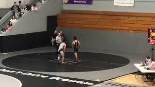 Eric Becerra 132 vs Munford at Blackhorse