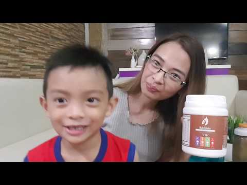 Nutrishake chocolate vitamin shake for kids by Nutrition.ph