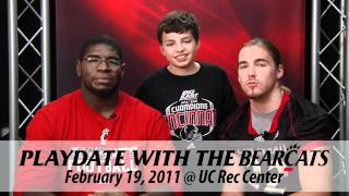 Play Date with the Bearcats & Mitch Stone