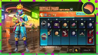 New Royale Pass RP C1S2