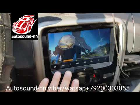 "Штатная Магнитола Renault Duster 8""(4 ядра 2/32) Android 7.1"