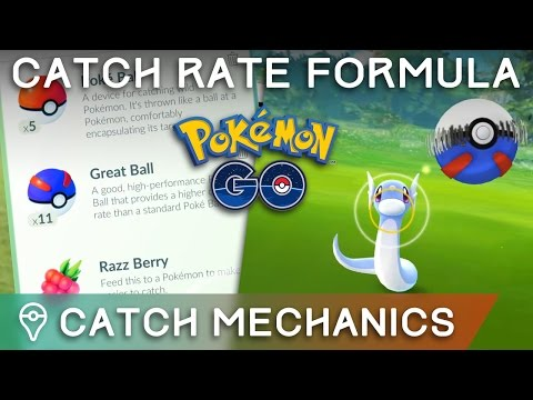 HOW CATCH MECHANICS WORK IN POKÉMON GO (Razz Berries, Curveballs, Throw Bonus Explained)