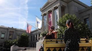 "duo526 MiPS ""Mozart in Public Spaces"": Sonata K. 6 (Boston)"