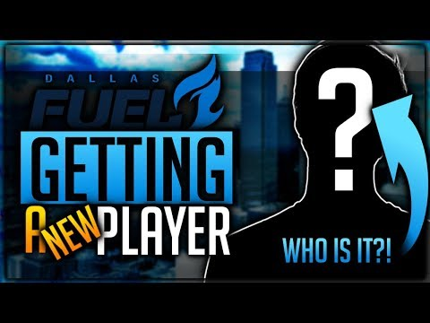 Dallas Fuel Getting a New Player AGAIN?! **leaks**