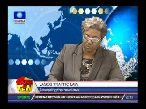 Lagos Attorney General explains traffic law penalties