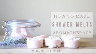 DIY Shower Melt Recipe