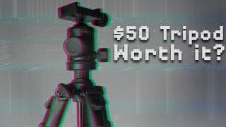 The Best Budget Tripod I've Ever Broken - Dolica GX600B200 Proline Tripod Review
