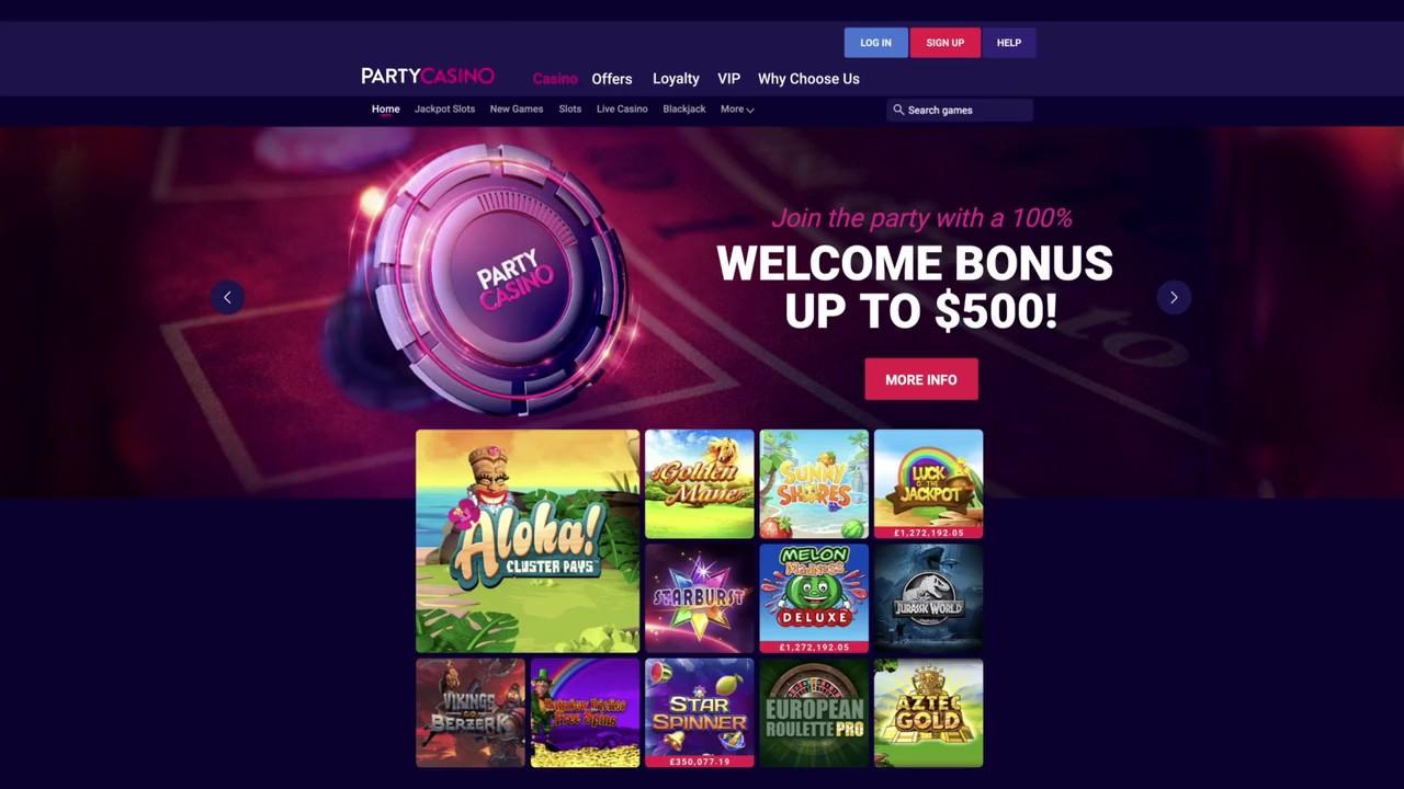 Casino Party Usa