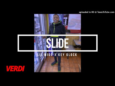 "[FREE FOR PROFIT] – ""SLIDE"" Lil Migo x Key Glock Type Beat 2019 – Prod. VERDI"