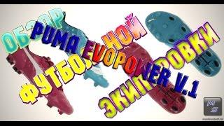 Обзор футбольной экипировки | Пилот (N1)|Puma EvoPower V.1