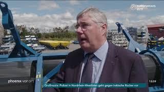Wie tickt Europa: Nordirland - Interviews mit Werner Scheel und John Fleming am 22.05.19