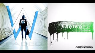 Alan Walker feat Iselin Solheim vs Kygo feat Kodaline 'Faded/Raging' Mash Up (Pitched Down)