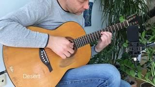 Tim Turusov - Desert (Höfner HA-CS7 Relic)