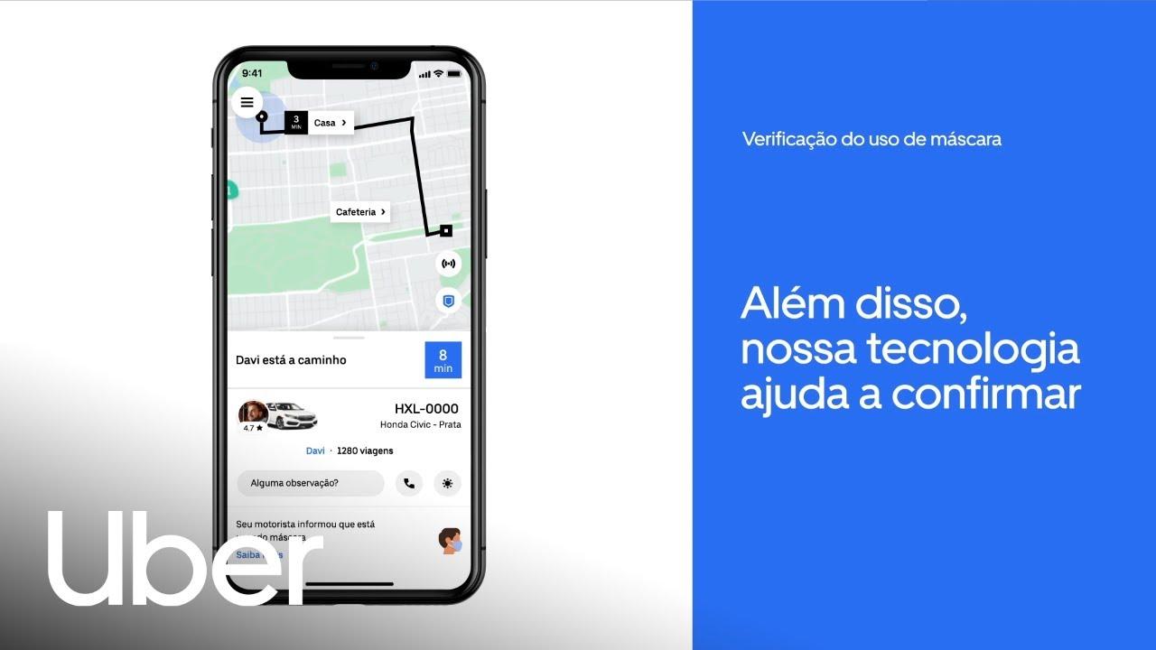 Padrão Uber De Segurança: Usuários | Uber