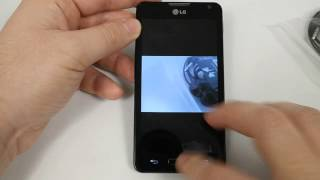 LG Optimus F6 unboxing and hands-on