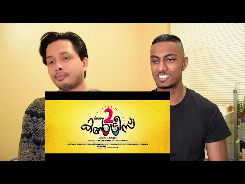 Two Countries   Malayalam Movie Trailer Reaction and Review   Stageflix