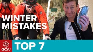 Top 7 Winter Cycling Mistakes