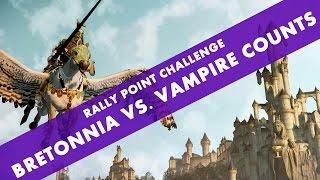 Total War: WARHAMMER - Rally Point Challenge: Bretonnia Multiplayer Custom Battle [ESRB]