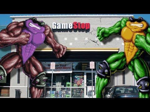 Download Youtube: Battletoads VS Gamestop