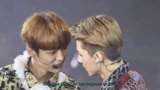 [HUNHAN/SELU] Then&Now - Because of Tears (ENGSUB)