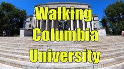 ⁴ᴷ Walking Tour of Columbia University in Manhattan, NYC