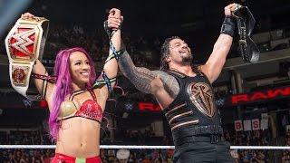Warum die Fans Roman Reigns und Sasha Banks lieben
