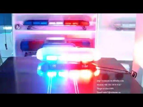 810 1c4 60cm mini police warning strobe lightbarred blue led 810 1c4 60cm mini police warning strobe lightbarred blue led flash light bar aloadofball Gallery