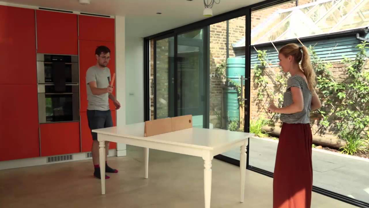 Corknet Ping Pong Set | MoMA Design Store : ping pong set for table - pezcame.com