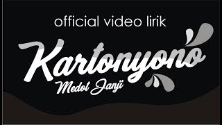 """ kartonyono medot janji "" official video lirik "" denny caknan"
