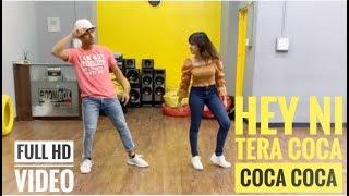Hey Ni Tera Coca Coca Cola Shirley Setia Dance Full Video