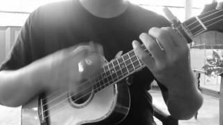 The Mars Volta - Cicatriz ESP Ukulele Cover