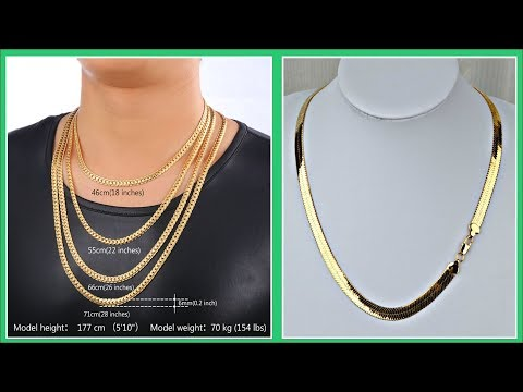 45  Best Gold Chains for Men | Gold Jewellery Designs | Mens Gold Chain Designs